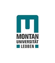 The logo of Montanuniversität Leoben