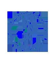 The logo of the TU Freiberg